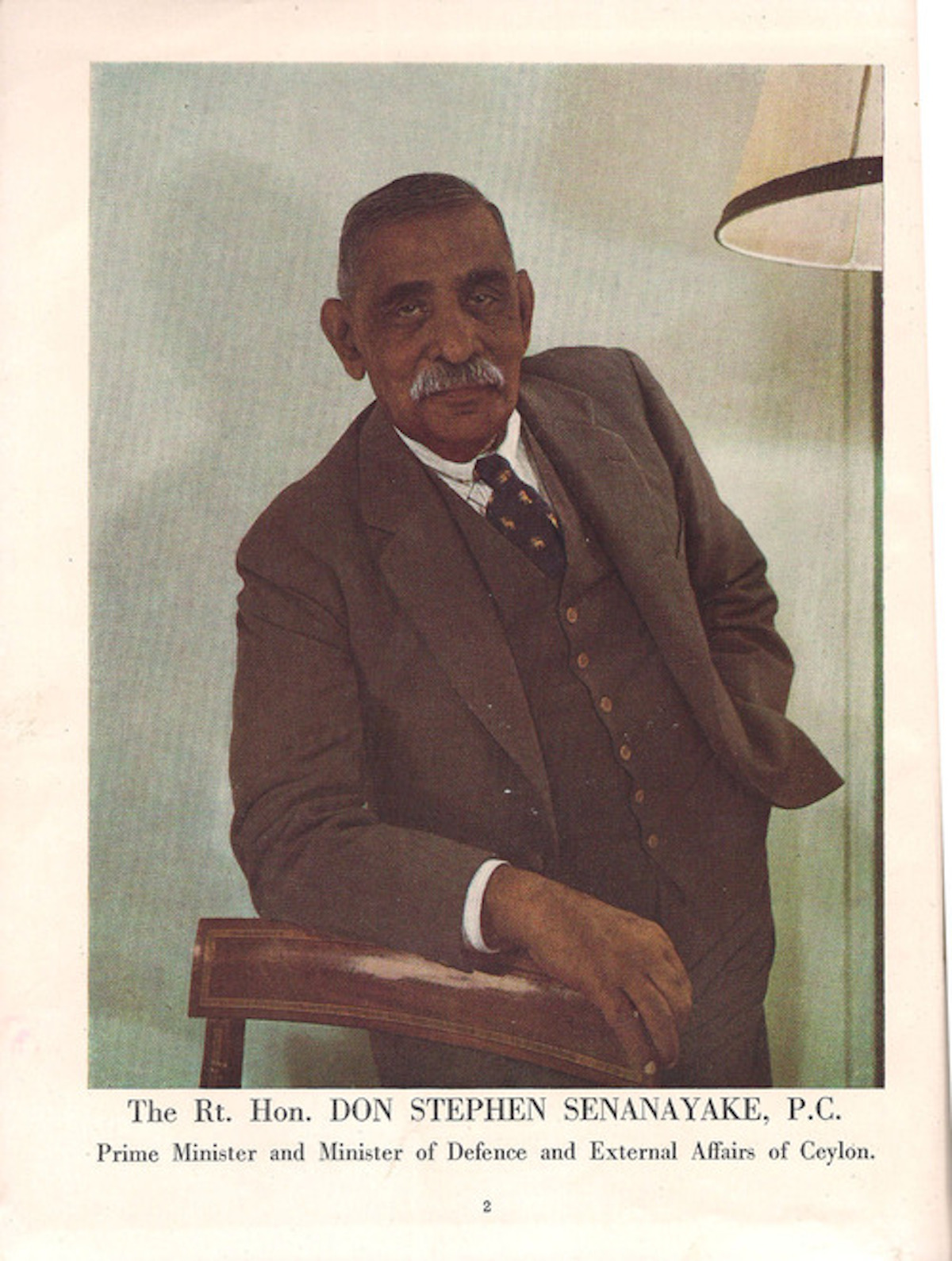 DS Photo in Empire Youth Annual 1952