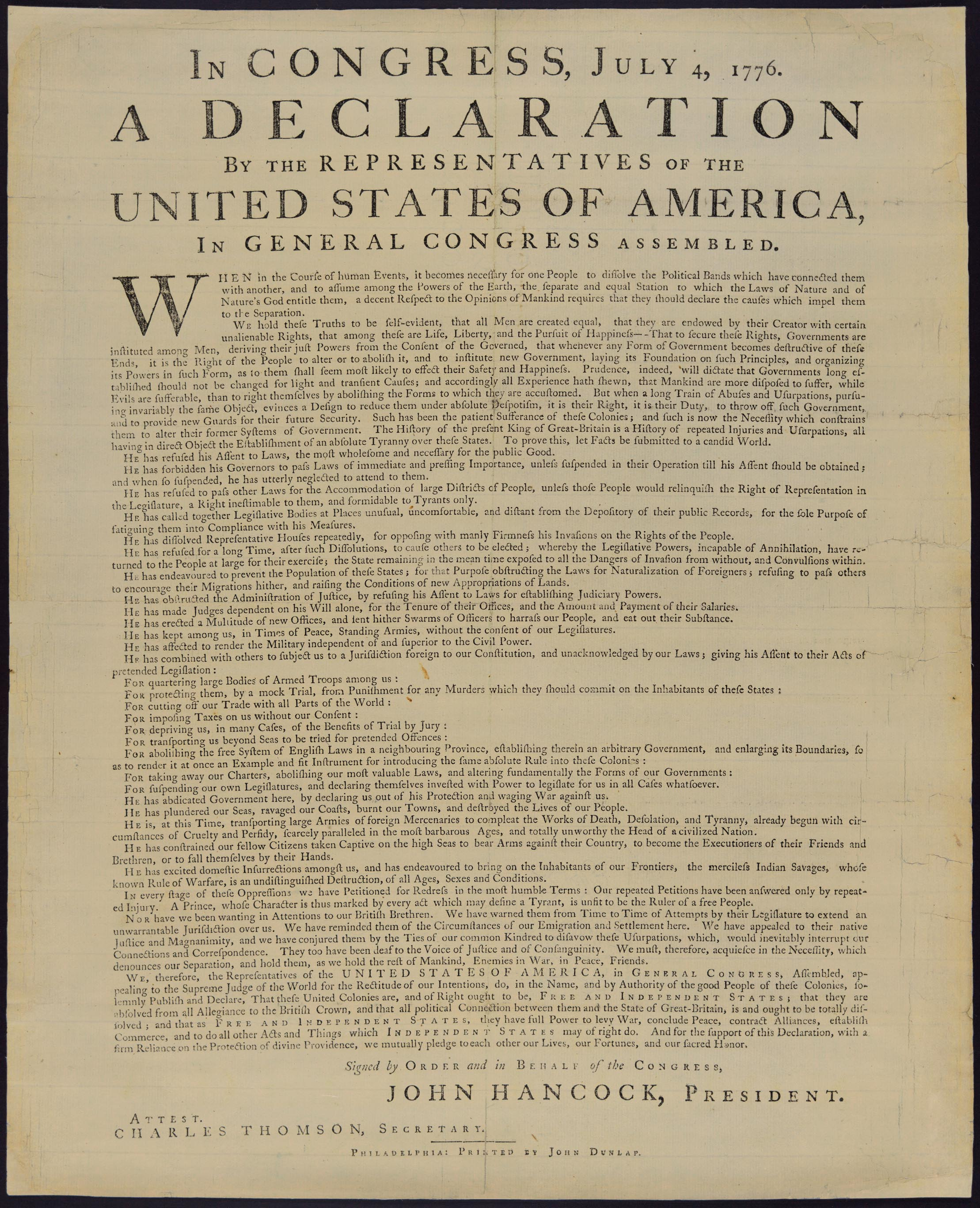 troubling the u s declaration of independence groundviews