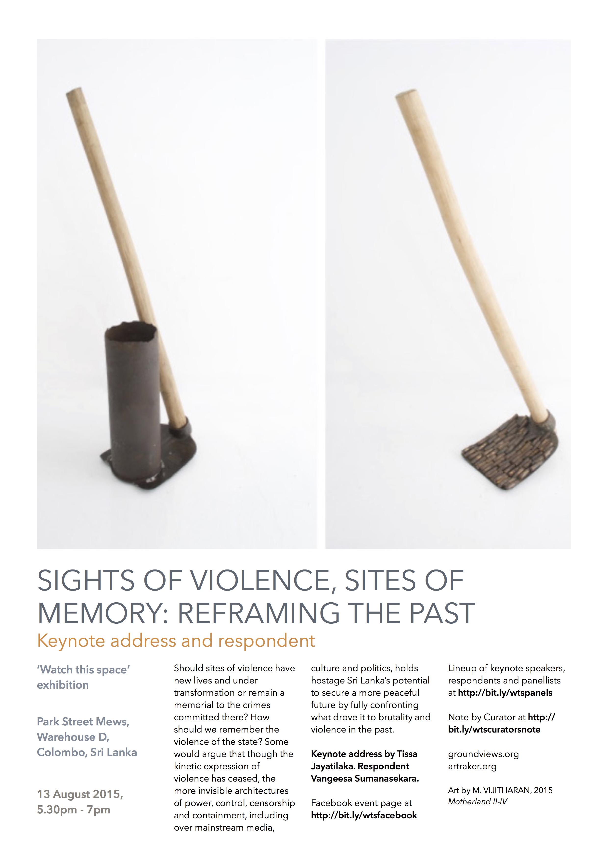 Sights of Violence
