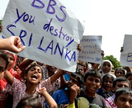 BBS threatens a repeat Aluthgama