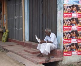 Media Freedom: Perspective from Jaffna